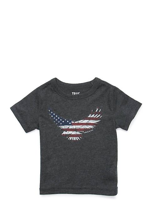 TRUE CRAFT Infant Boys Short Sleeve Graphic Tee
