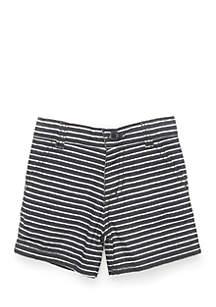 Boys Infant Flat Front Shorts