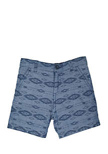Baby Boys Flat Front Shorts