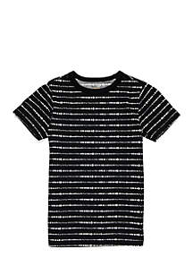 Patterned Tee Toddler Boys