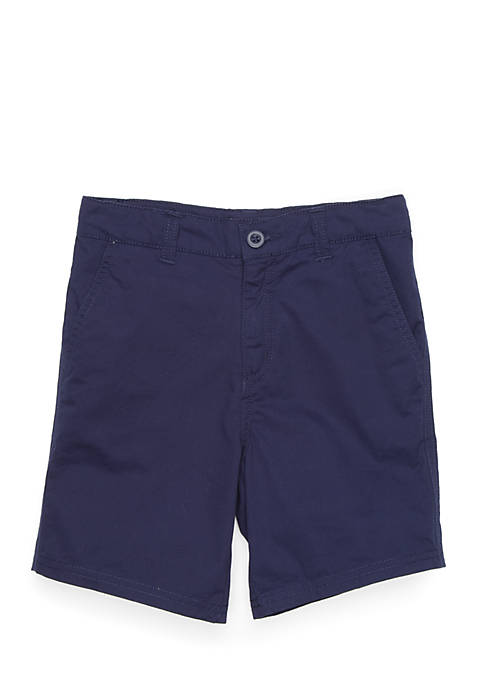 TRUE CRAFT Flat Front Shorts Toddler Boys