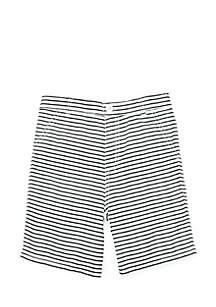 Boys 4-8 Flat Front Short