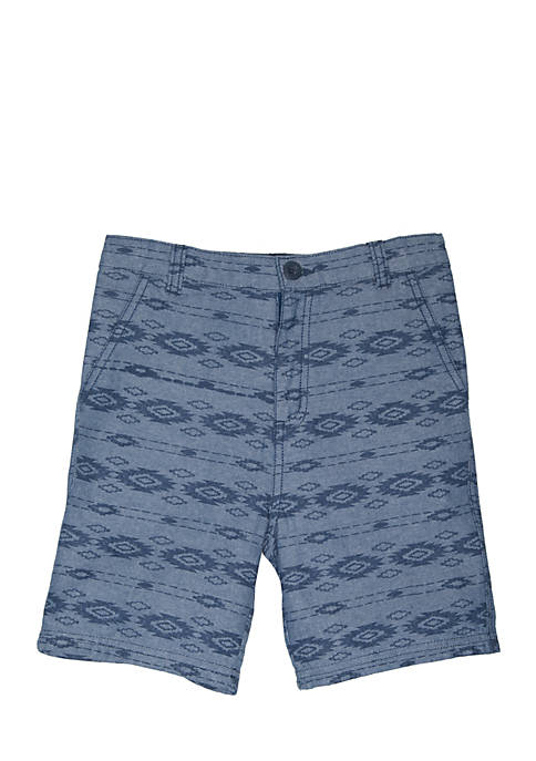 TRUE CRAFT Toddler Boys Flat Front Shorts