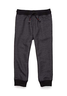 Toddler Boys Knit Joggers