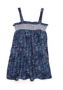 TRUE CRAFT Toddler 4-6x Smocked Dress