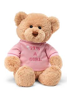 T-Shirt Bear It's a Girl