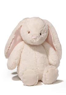 Thistle Bunny Cream Plush 13\
