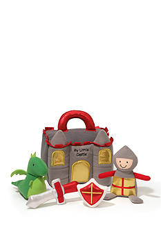 Gund® Knight Dragon Castle Playset