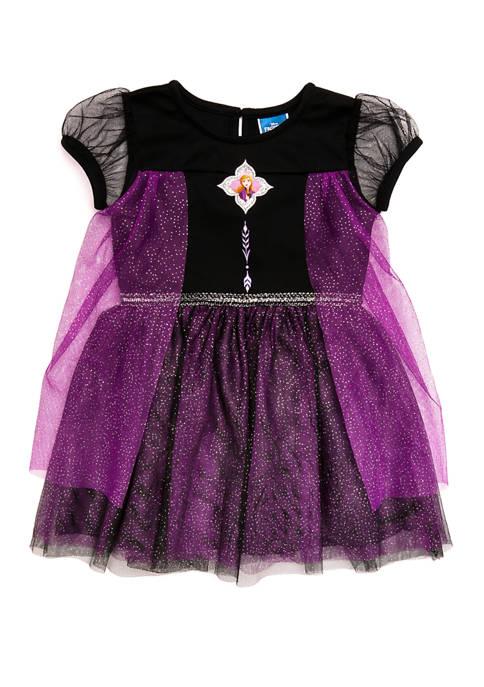 Forever Me Toddler Girls Anna Costume Dress
