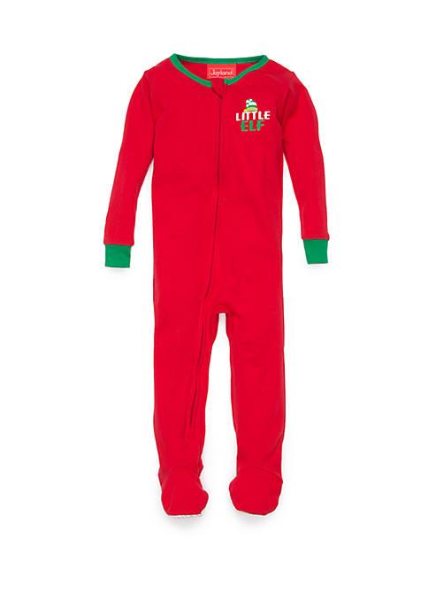 Joyland Baby Red Elf One Piece