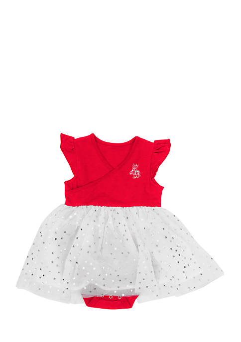 Colosseum Athletics NC State Tutu One-Piece Dress Infant