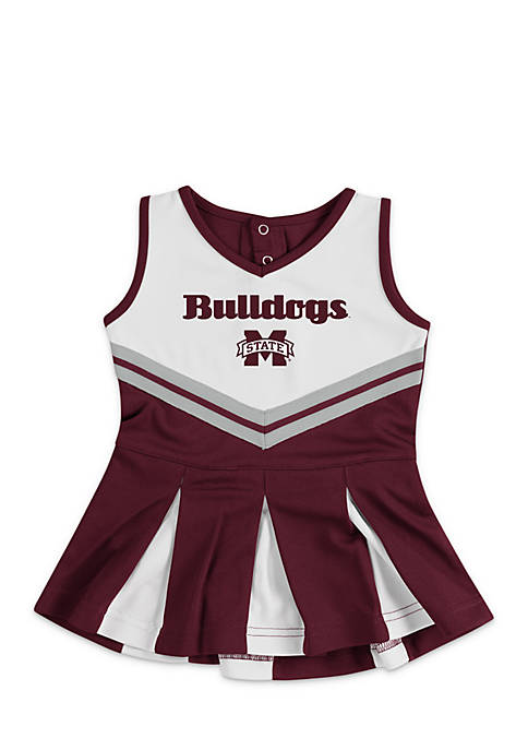 Colosseum Athletics Infant Girls Mississippi State Pom Pom