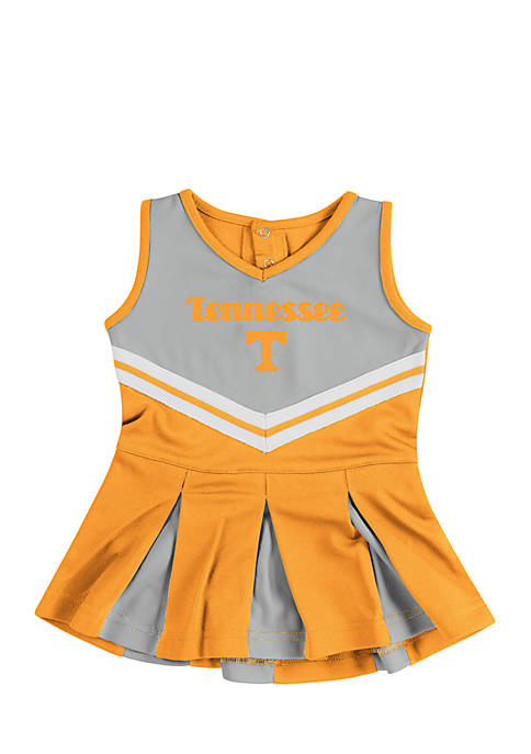 Colosseum Athletics Infant Girls Tennessee Pom Pom Cheer