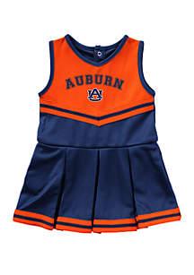 Colosseum Athletics Baby Girls Auburn Tigers Cheer Dress