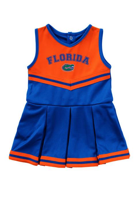 Colosseum Athletics Baby Girls NCAA Florida Gators Pinky