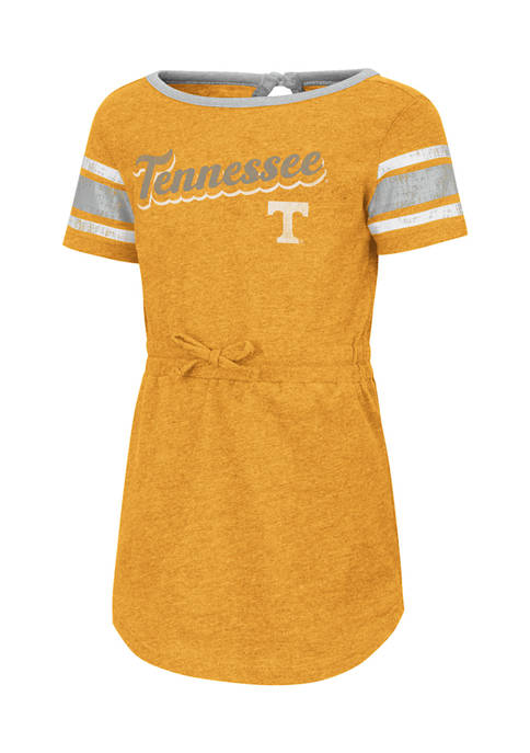 Colosseum Athletics Toddler Girls NCAA Tennessee Volunteers