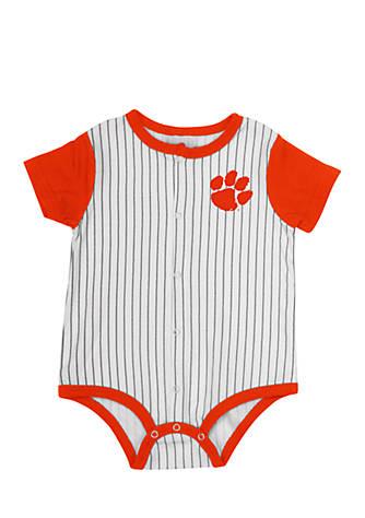 e2ef2cbcf Colosseum Athletics Clemson Infant Boys Sultan Of Swat Baseball ...