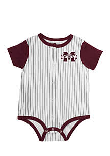 Infant Boys Mississippi State Sultan Of Swat Baseball Onesie