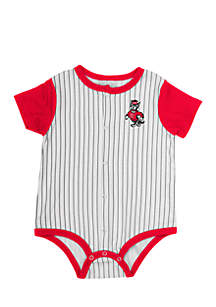 NC State Sultan Of Swat Baseball One-Piece Infant Boys