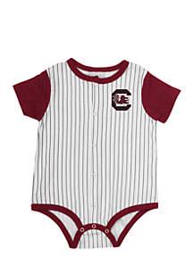 South Carolina Gamecocks Sultan of Swat Baseball One-Piece- Infant Boys