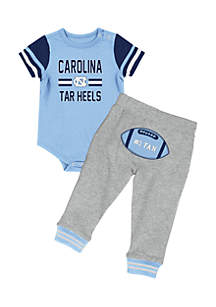 Infant Boys North Carolina Tar Heels Football Pant Set