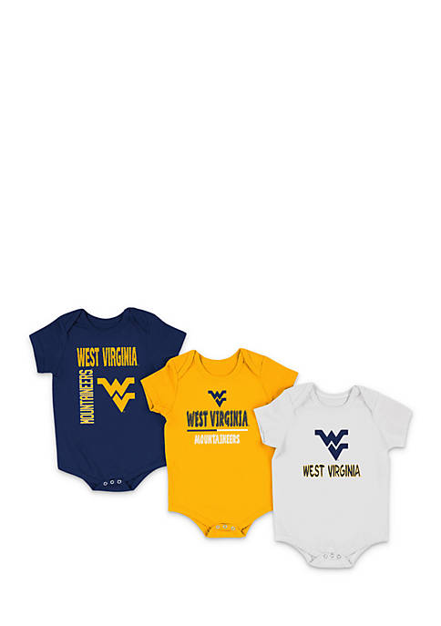 Colosseum Athletics Infant Boys Ahhhh West Virginia University