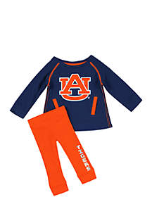 Infant Girls Auburn Tigers Tunic Legging Set