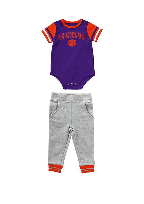Colosseum Athletics Baby Boys NCAA Clemson Tigers Flavio