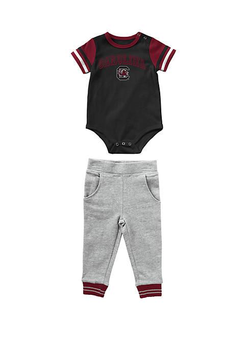 Baby Boys NCAA South Carolina Gamecocks Flavio Baseball Set