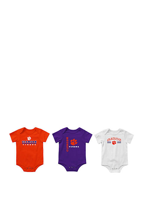 Colosseum Athletics Baby Boys NCAA Clemson Tigers Runt