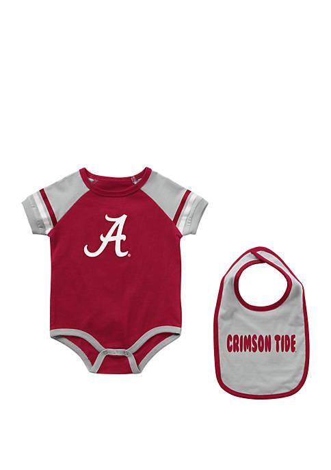 Colosseum Athletics Baby Boys Alabama Crimson Tide Warner