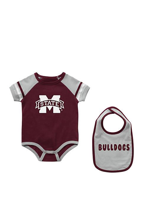 Colosseum Athletics Baby Boys Mississippi State Bulldogs Warner