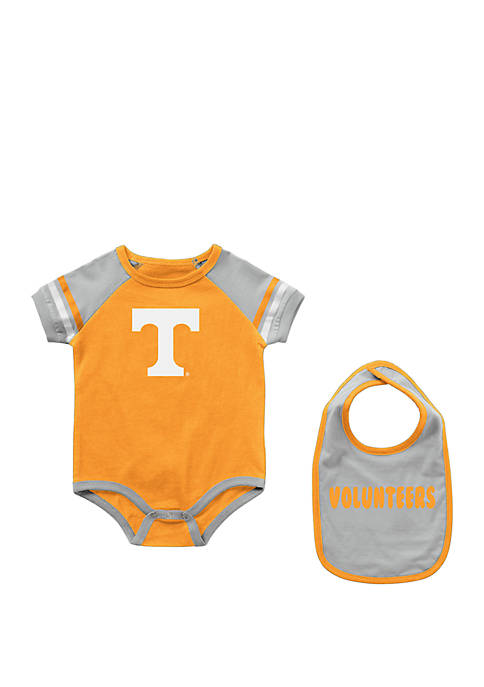 Colosseum Athletics Baby Boys Tennessee Volunteers Bodysuit and