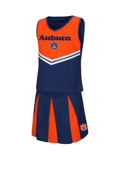 Colosseum Athletics NCAA Auburn Tigers Girls Pom Pom