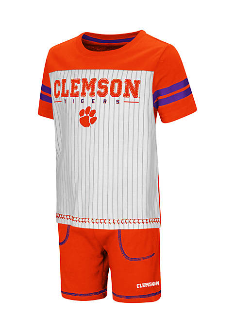Colosseum Athletics Toddler Boys Clemson Tigers Great Bambino