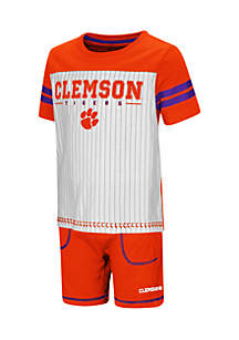 Toddler Boys Clemson Tigers Great Bambino Set