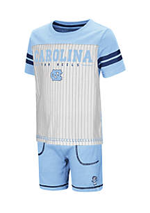 UNC Tar Heels Great Bambino Set Toddler Boys