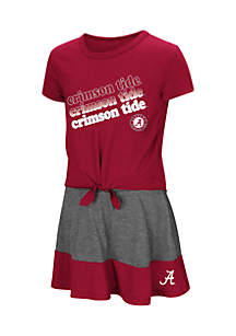 Alabama Crimson Tide Tee Skort Set- Toddler Girls