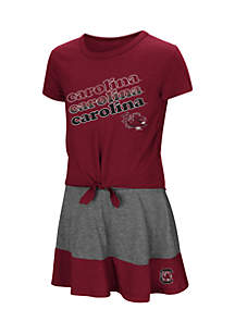 South Carolina Gamecocks Tee Skort Set- Toddler Girls