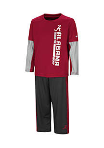 Toddler Boys Alabama Crimson Tide We Got Us Set