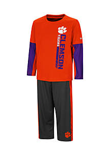 Toddler Boys Clemson Tigers We Got Us Set