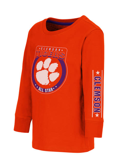 Colosseum Athletics NCAA Clemson Tigers Toddler Boys Blue