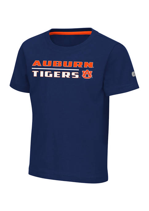 Colosseum Athletics Toddler NCAA Auburn Tigers Rubberized Print