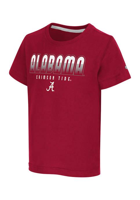 Colosseum Athletics NCAA Toddler Boys Alabama Crimson Tide