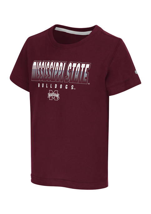 Colosseum Athletics NCAA Toddler Boys Mississippi State Bulldogs
