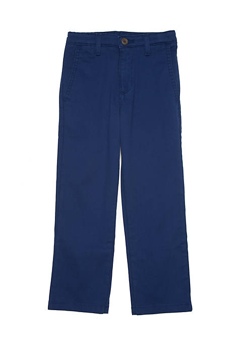 Crown & Ivy™ Twill Pants Toddler Boys