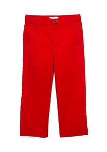 Toddler Boys Red Hot Pants