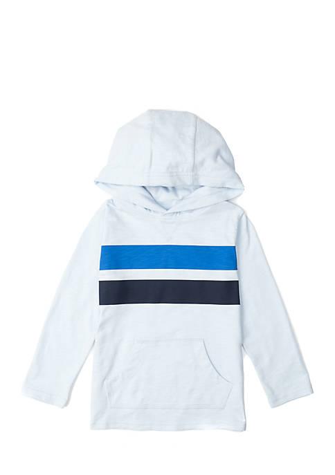 Crown & Ivy™ Toddler Boys Long Sleeve Hoodie