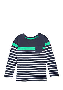 Toddler Long Sleeve Knit Top