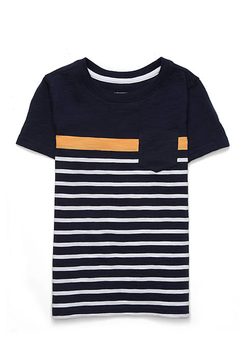 Crown & Ivy™ Toddler Boys 2-4 Short Sleeve
